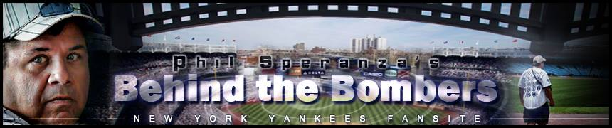 Behind the Bombers NY Yankee Fansite